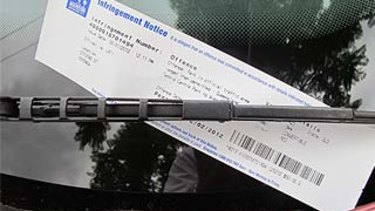 Brisbane City Council cancelled 13,106 parking fines in 2017-18 after residents appealed.
