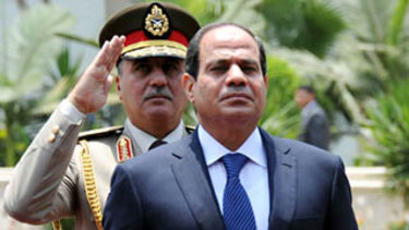 Abdel Fattah el-Sisi's has ruled since 2013's military coup.