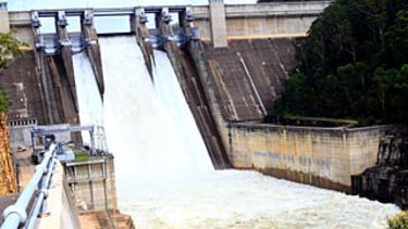 Falling levels at Warragamba Dam,  Sydney's primary water supply, has prompted the reactivation of the desalination plant.