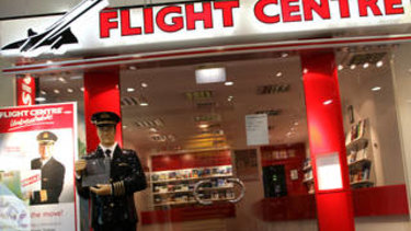 Flight Centre complained about the airlines offering cheaper fares in a series of emails.