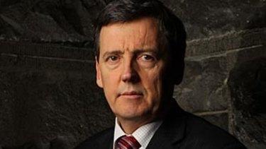 Former MP Robert Clark.