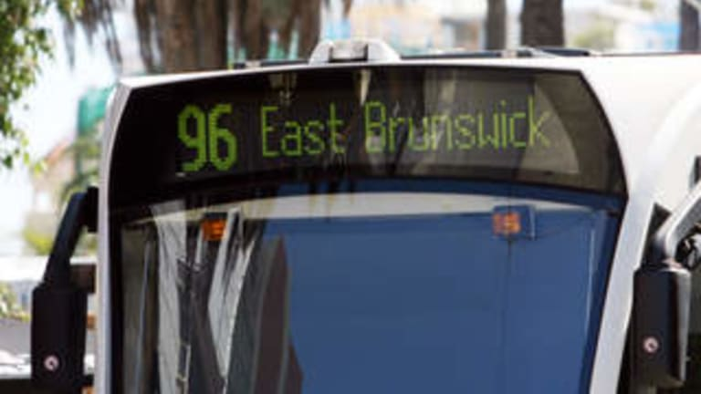 It's a long way from Carlton Gardens to East Brunswick, and back.