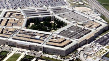 The Pentagon building in Washington.