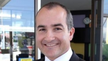 Victorian Education Minister James Merlino