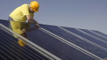 The program was designed to bring the number of homes in Victoria with solar panels to 1 million within a decade