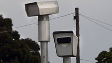 Police and Transport and Main Roads have chosen eight intersections for new combined red light and speed camera systems.