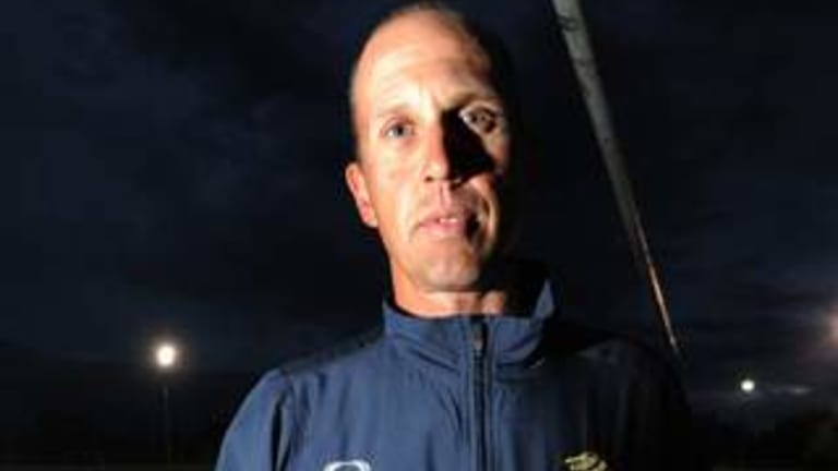 Canberra United coach Dean Ugrinic.