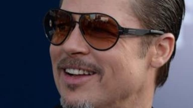 Unwelcome in Chinese film productions: Brad Pitt.