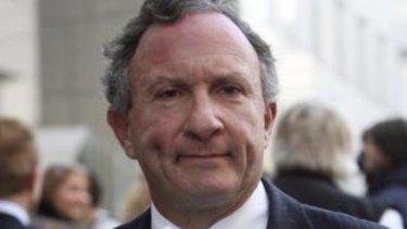 Former chief crown prosecutor Gavin Silbert.