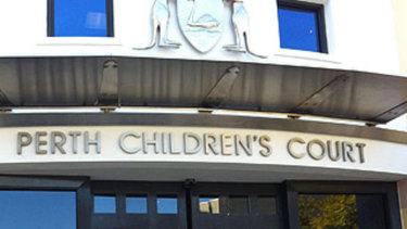 The Perth Children's Court deals with WA's young offenders.