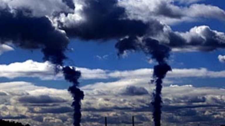 We need our consumption of fossil fuel energy to be falling rapidly if we're to halt global warming.