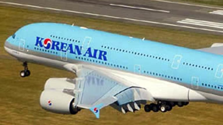 Many have signed petitions demanding that the airline remove Korean references from its name and logo.