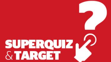 superquiz target tile