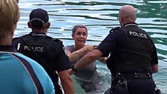 'Brutally plunged my head': animal protesters accuse police of heavy-handed treatment