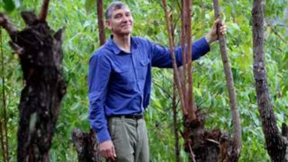 'Blessed': Tree regeneration pioneer Tony Rinaudo gets global gong