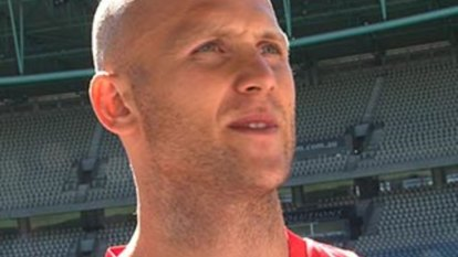 Ablett 'spoken to' by AFL after liking Folau tweet