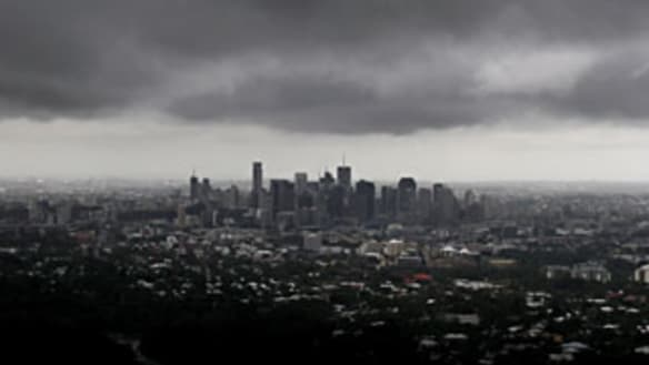 Hazardous conditions, strong winds expected after heavy rain