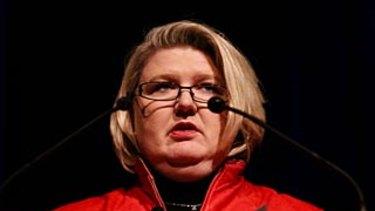Former G8 Education chairwoman Jenny Hutson.