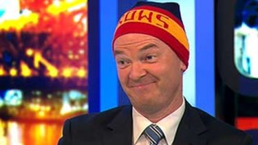Defence Minister Christopher Pyne has begun appearing on a number of Network Ten programs.