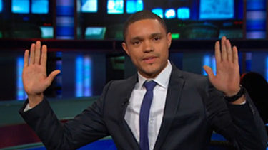 South African comic Trevor Noah, whose podcast is one of only a few exclusives on the upstart app Luminary.