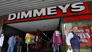 Dimmeys has announced it is closing after 166 years