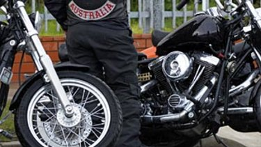 The report used national data on the<br /> criminal histories of 5,669 known outlaw motorcycle gang members.