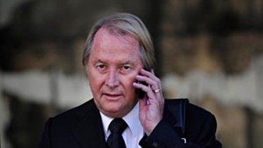 Glenn Wheatley: Court sentenced him in 2007.