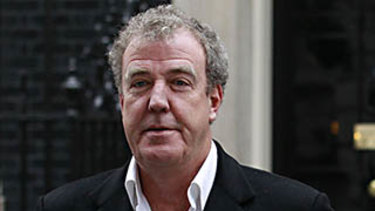 Tone deaf and puerile: Jeremy Clarkson.