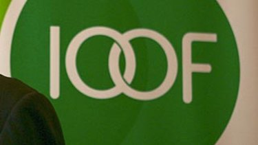 IOOF has been hit with a class action.