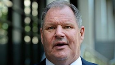 Former Melbourne lord mayor Robert Doyle.
