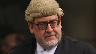 Former director of public prosecutions John Champion.