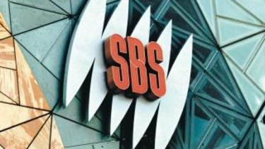 The SBS newsroom in Sydney has been closed for the day.