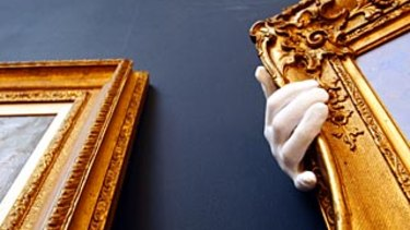 Golden credits: The market for loans backed by art is growing.
