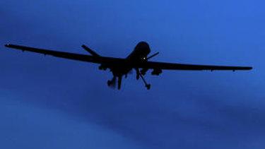 Un drone Reaper américain.