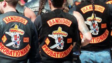 Bandidos members.