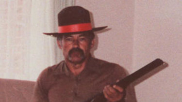 Convicted serial killer Ivan Milat.