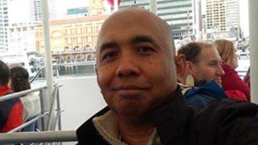 Malaysia Airlines flight MH370 pilot Zaharie Ahmad Shah.