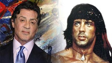 Sylvester Stallone will make an appearance at Cannes to promote his latest Rocky film.