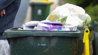 Rubbish collection across Canberra was delayed in October.