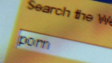Online porn.