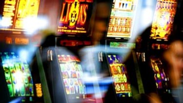 The ACT's poker machine regulations are the most lax in the country, a new report suggests.