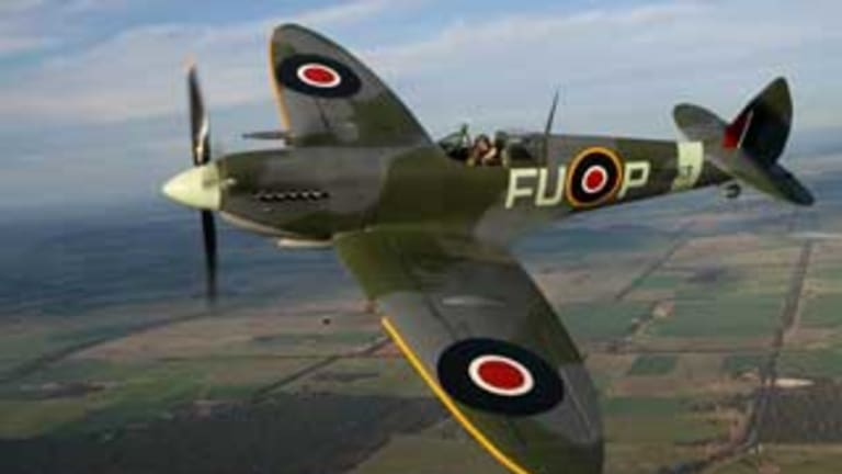 It is possible that 20 spitfires were buried in Burma in 1945.