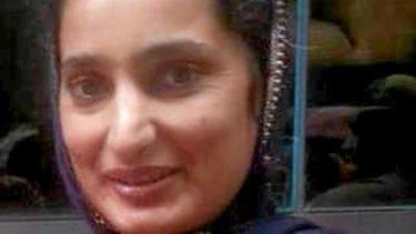 Parwinder Kaur died in 2013.