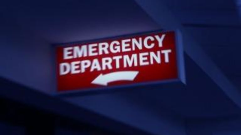 Mental health patients could be stuck in an emergency department for four days, Dr Khorshid said.