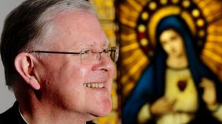 Archbishop Mark Coleridge  claims nearly 90 per cent of people who responded to his email don't support the proposed laws.