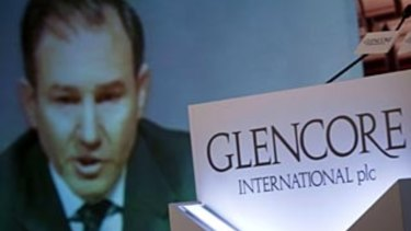 Glencore has another legal headache with news it's under investigation in the US over possible corrupt practices.