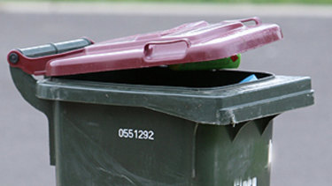 State policy decides where what's in your bin ends up?