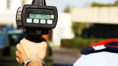 The revenue from speeding fines is set to hit $237.2 million in 2021-22.