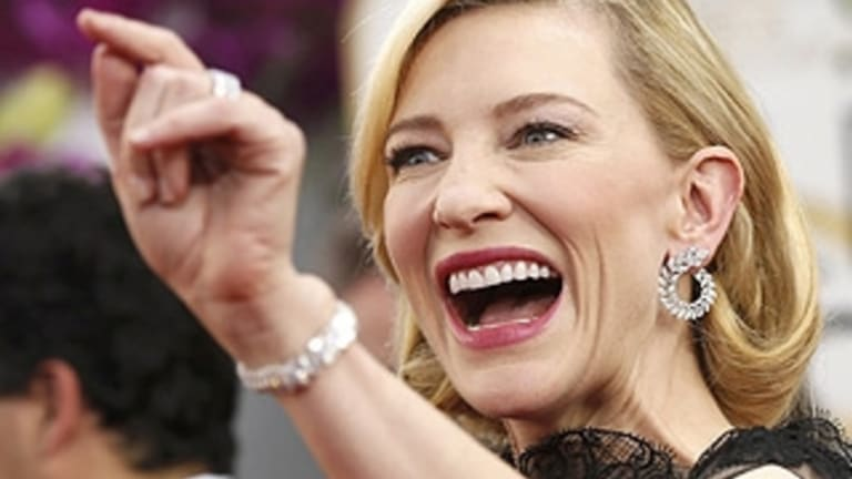 Cate Blanchett reveals the secret of her flawless skin.