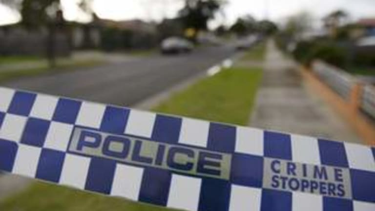 Police arrested four teenagers in connection a party in Tarneit on Tuesday night.